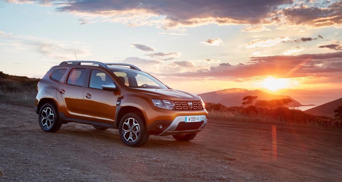 Quel est le prix d'un Dacia Duster neuf ?