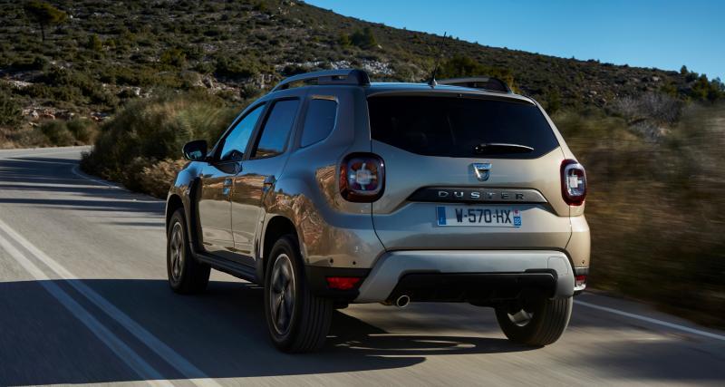 Les prix du Dacia Duster Black Collector