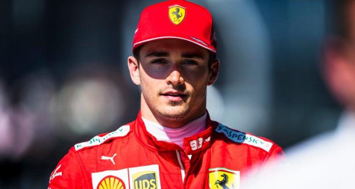 """Helmut Marko : """"Leclerc est le meilleur talent hors de l'orbite Red Bull"""""""