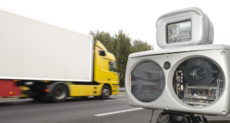 Radars mobiles : la distinction