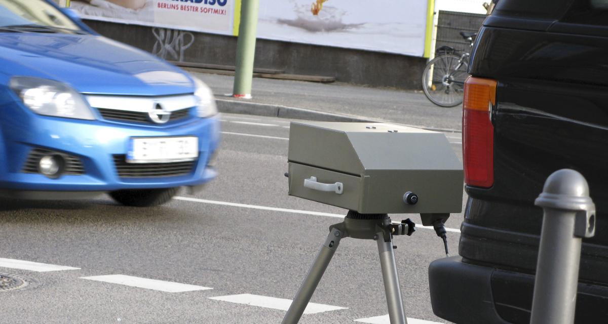 Excès de vitesse : quels sont les 5 principaux types de radars ?