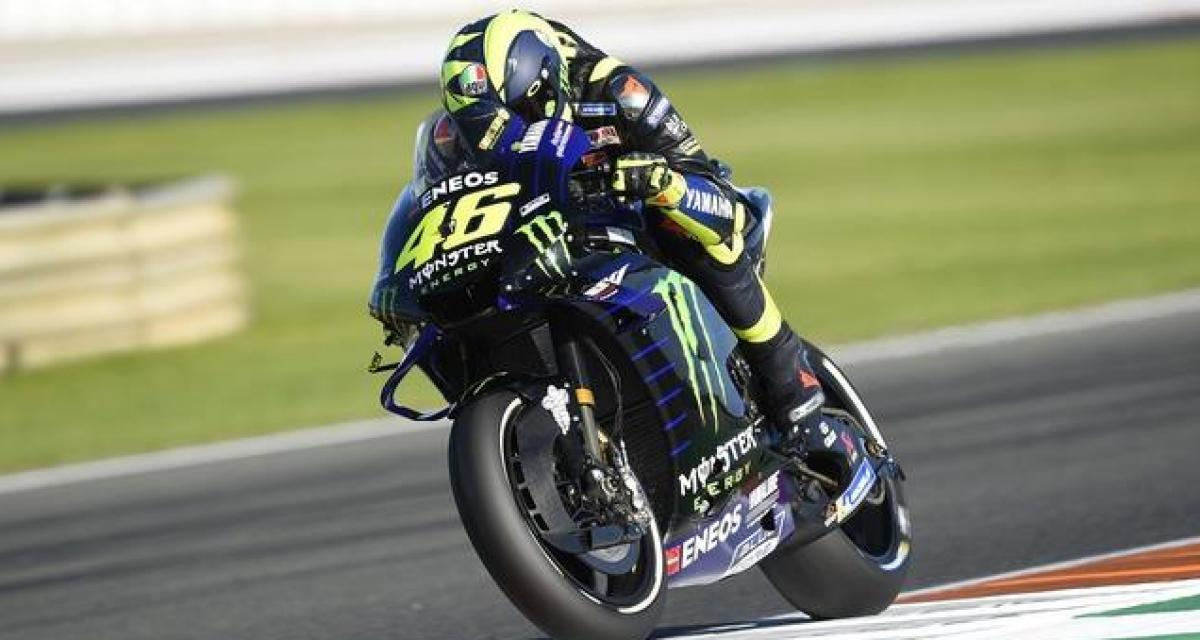 MotoGP : Yamaha présente sa YZR-M1