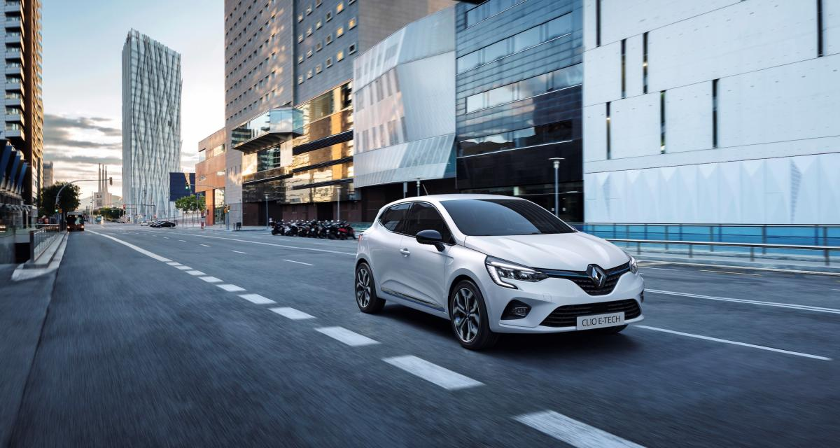 Renault Clio V Eco-G (2020) : un moteur GPL-essence pour le best-seller