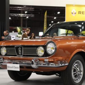 Renault à Rétromobile : nos photos des pépites au losange