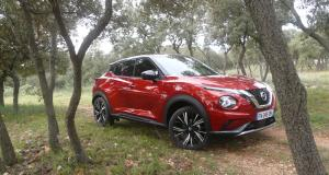 Essai du Nissan Juke II : couleur sport