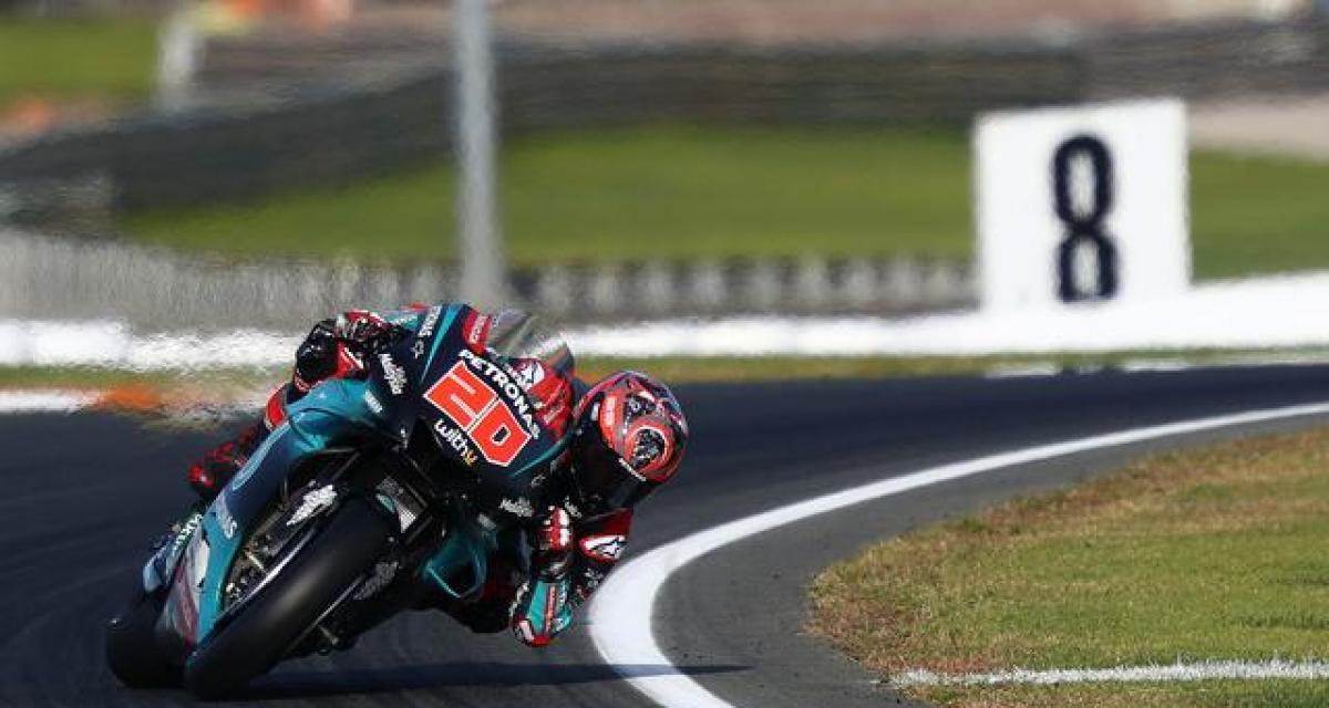 MotoGP - tests de Sepang : Quartararo toujours aussi dominateur, Marquez se reprend
