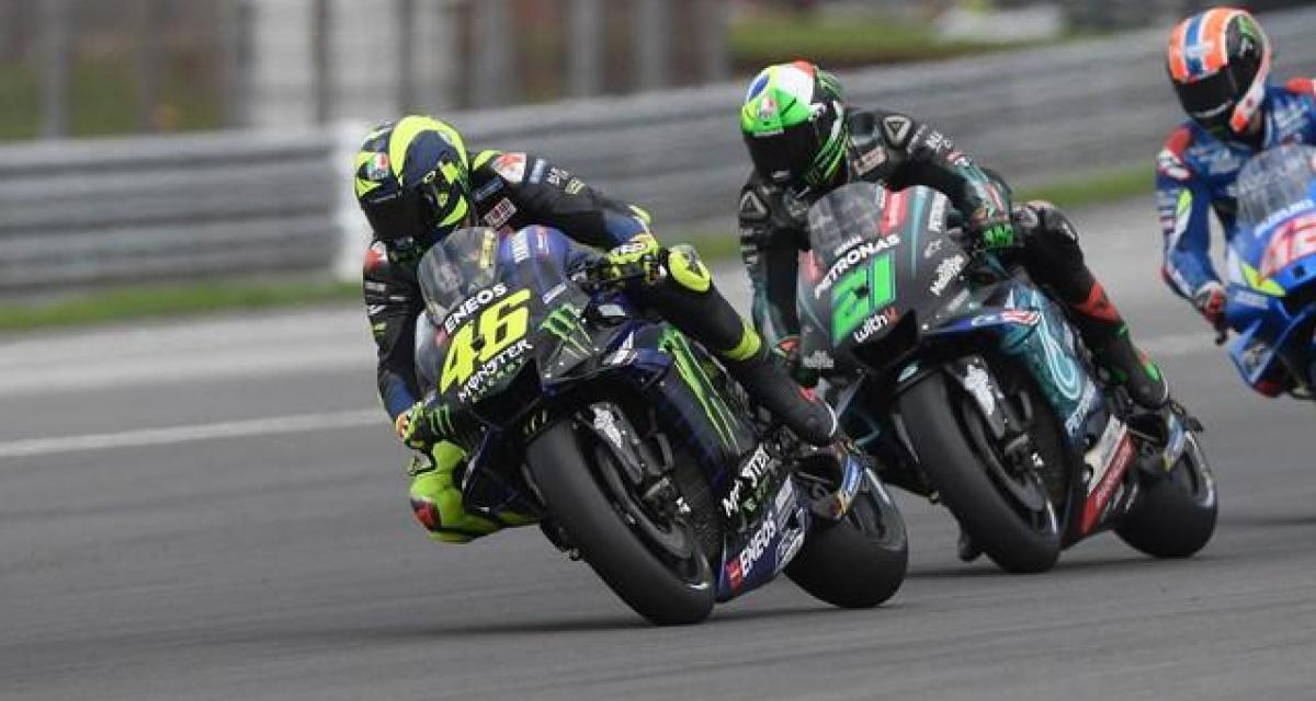 Rossi favorable à un retour de Lorenzo et Pedrosa
