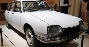 Citroën GS : nos photos des 50 ans du modèle à Rétromobile 2020
