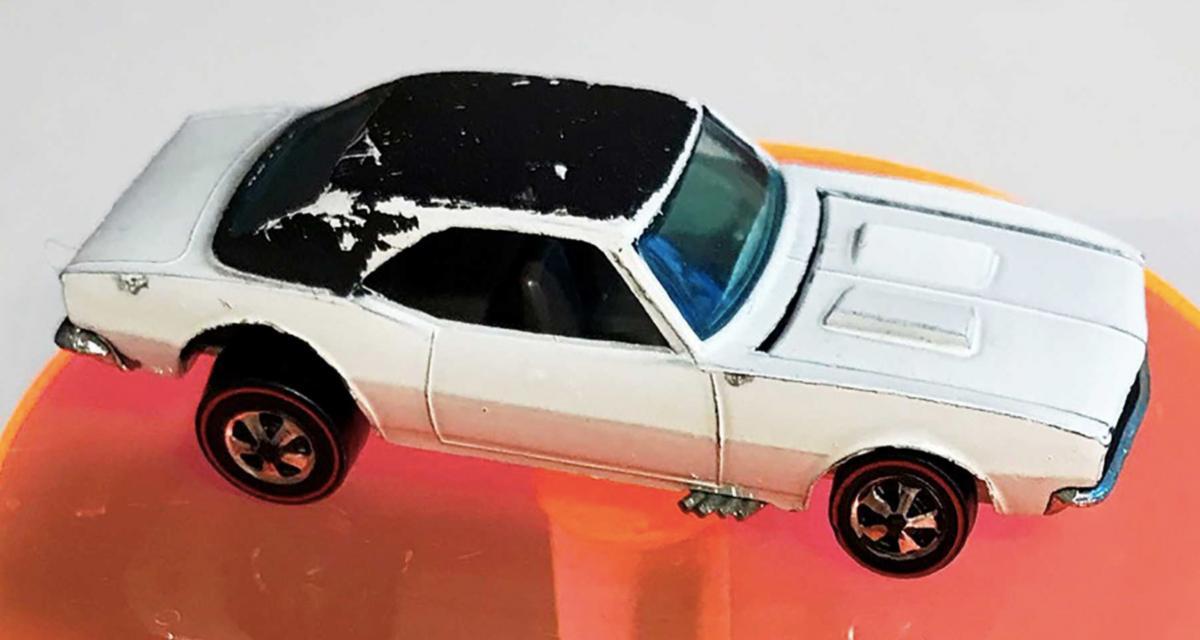 Chevrolet Camaro 1968 : une miniature Hot Wheels à plus de 100.000 $