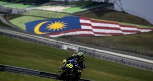 Rossi tire un bilan positif des essais à Sepang