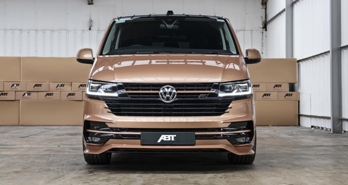 Volkswagen T6.1 par ABT Sportsline : le pack Aero se dévoile en photos