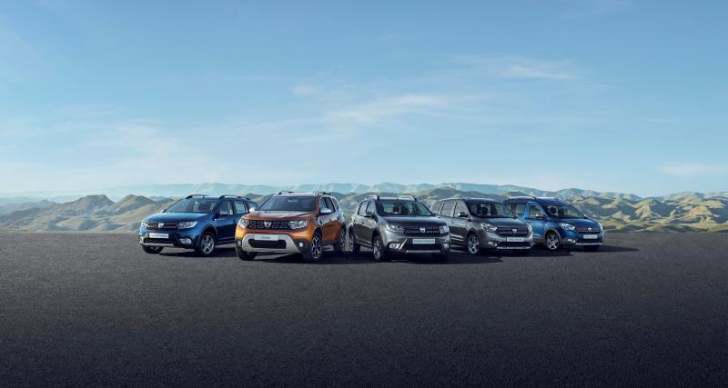 Gamme Dacia 2020 : série anniversaire 15 ans et série limitée City +