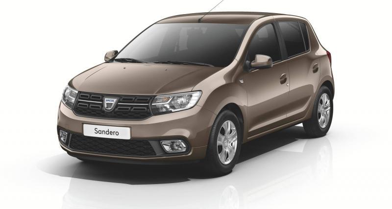 La Dacia Sandero City +