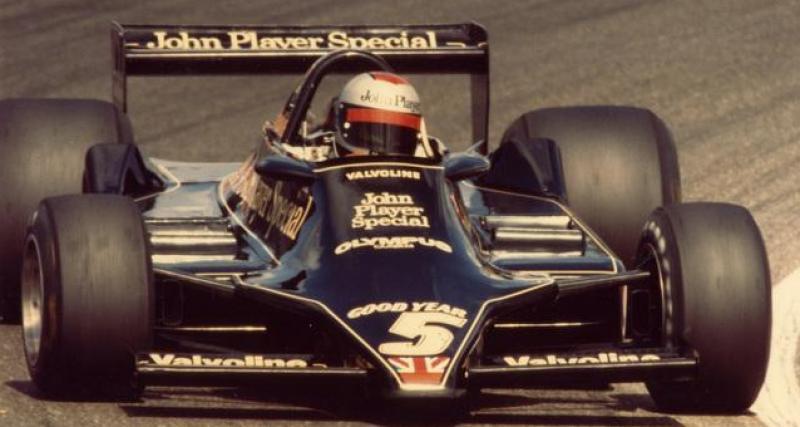 Le top 5 des marques qu'on aimerait voir en F1