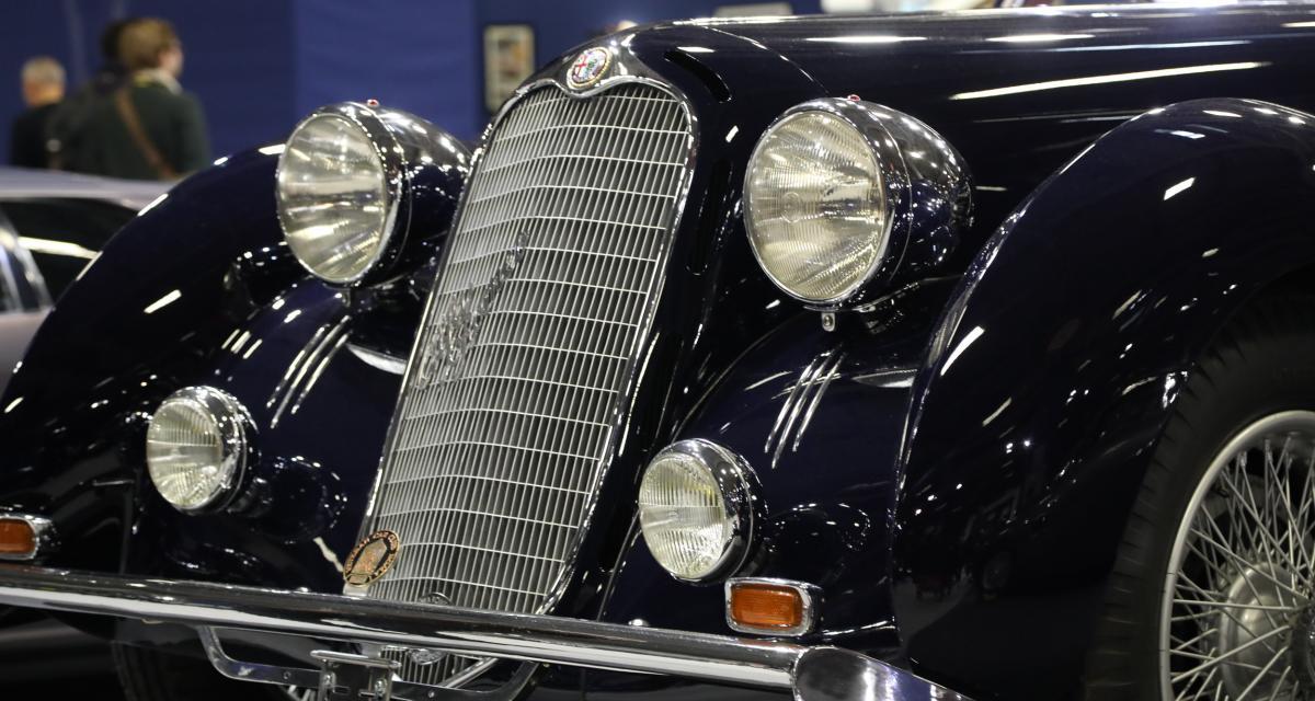 Vente Artcurial Rétromobile 2020 : les stars boudées par les acheteurs ?
