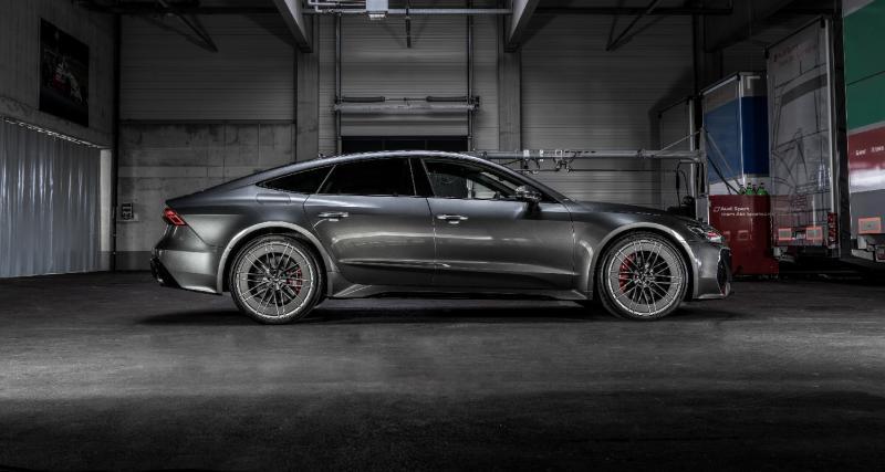 Audi RS7 Sportback par ABT Sportsline : coupé 4 portes et V8 de 700 ch