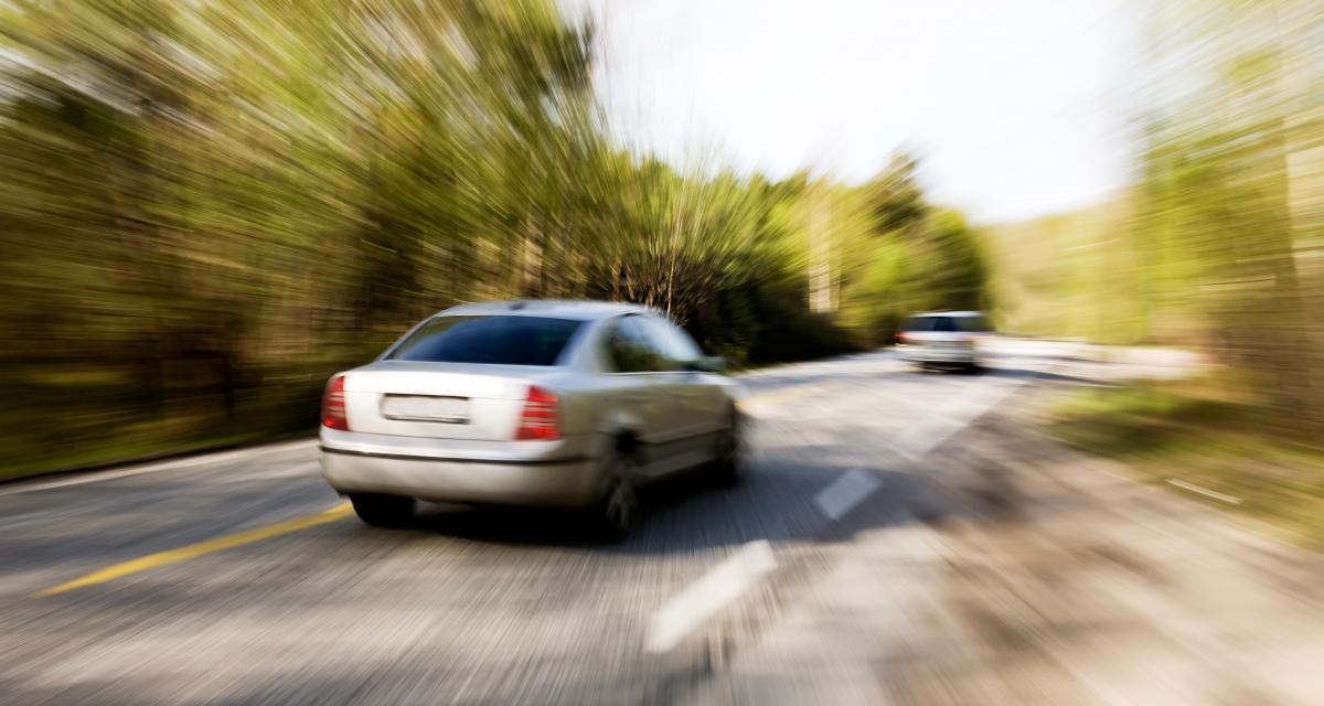 Un jeune conducteur flashé à 171 km/h au lieu de 80