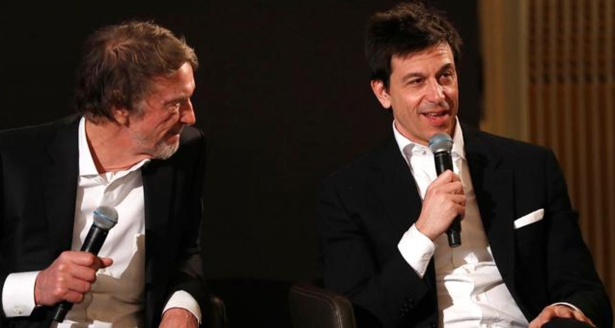 """Toto Wolff : """"Mercedes - Hamilton, un couple évident pour 2021"""""""