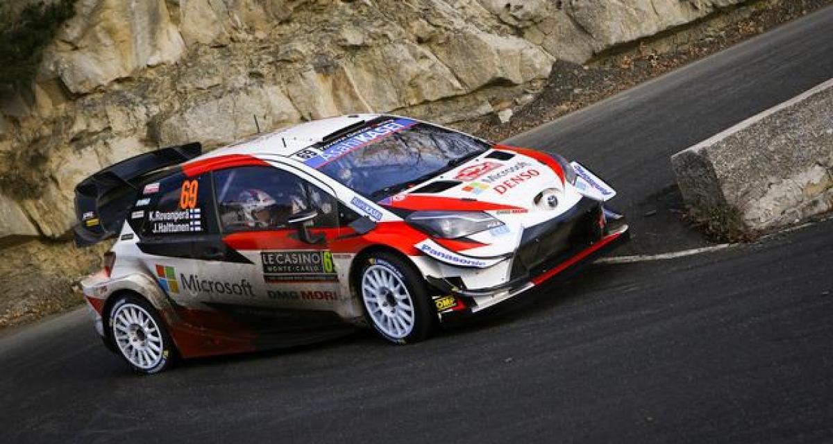 WRC - Rallye de Suède : à quelle heure et sur quelle chaîne TV ?