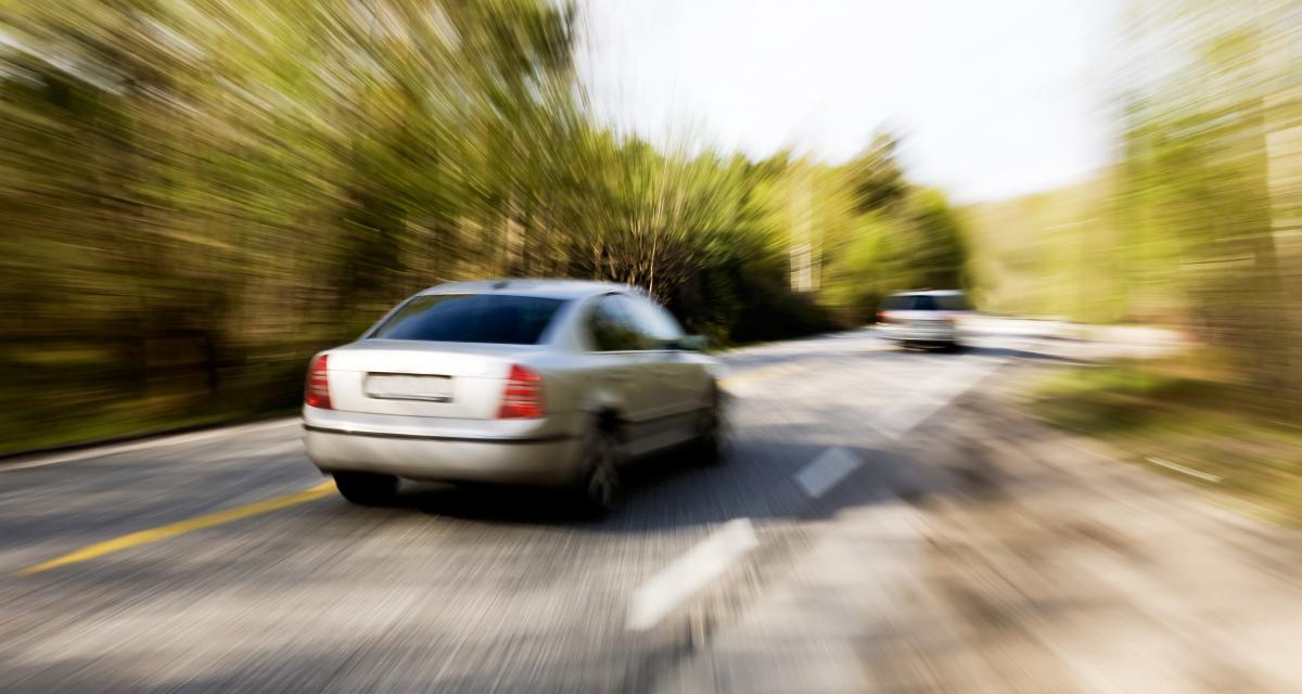 Un conducteur de 18 ans flashé à 178 km/h