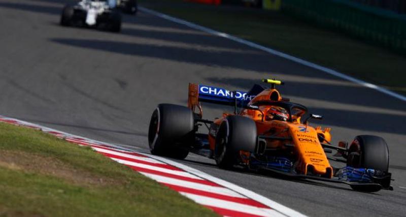 F1 : McLaren, à la recherche du temps perdu