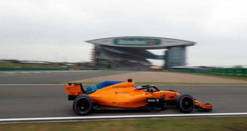 Chez McLaren, l'espoir renaît