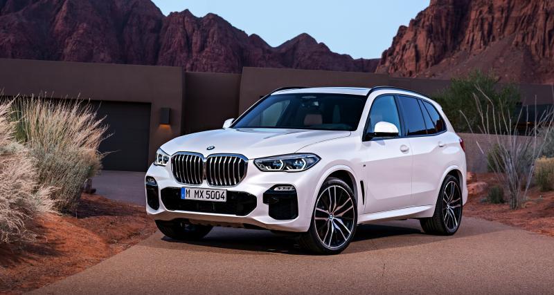 Nouveaux BMW X5 et X6 xDrive40d : l'hybridation légère adoptée par les SUV