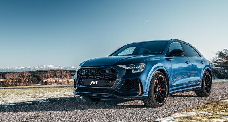 Audi RS Q8 par ABT Sportsline : 700 ch pour le SUV le plus rapide du Nürburgring