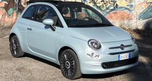 """Essai Fiat 500C Hybrid """"Launch Edition"""" : 12V en plus, des consommations en moins"""