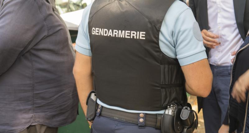 Alcoolisé, il mord un gendarme et tente de s'échapper