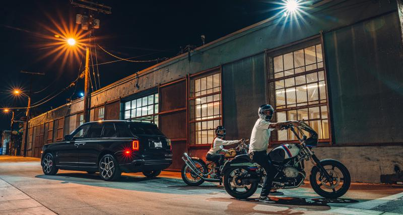 Rolls-Royce King of the Night : rencontres du troisième type