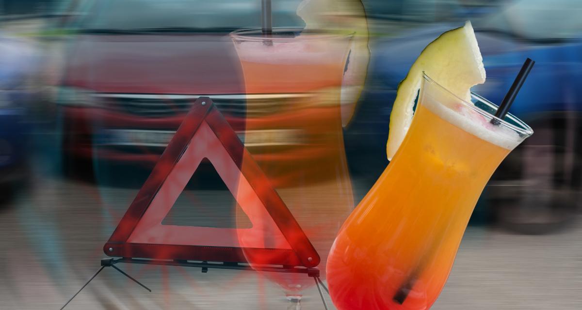 Un père met son fils de 13 ans sur le siège conducteur en roulant