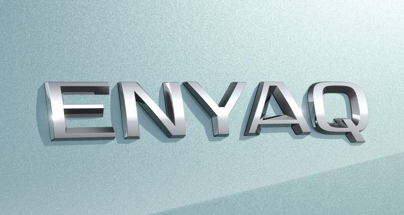 Skoda Enyaq : la marque confirme le nom de son nouveau SUV 100% électrique