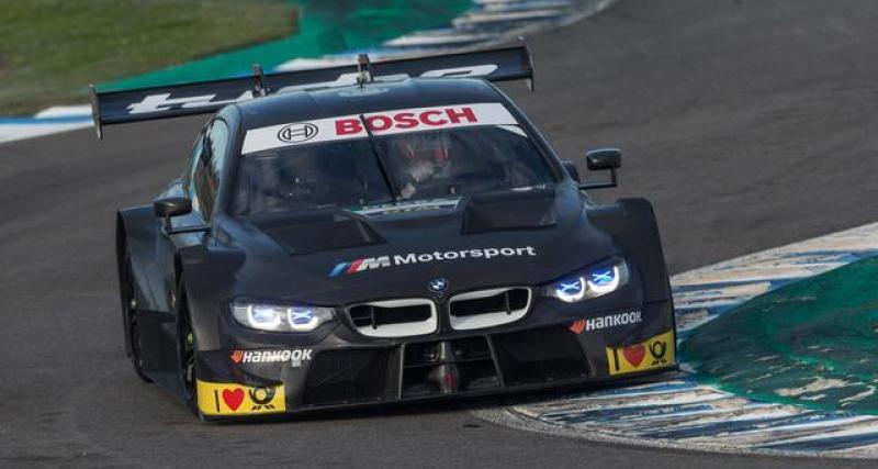 Robert Kubica fera du DTM en 2020