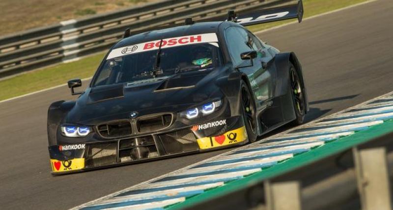 Le tweet de BMW