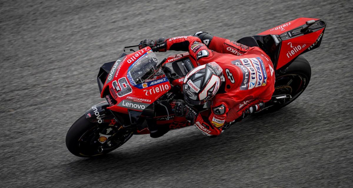 MotoGP : Petrucci veut prolonger au plus vite avec Ducati