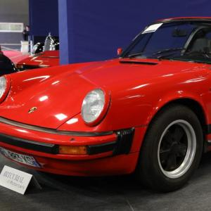 Rétromobile 2020 : nos photos des plus belles Porsche de route vendues par Artcurial