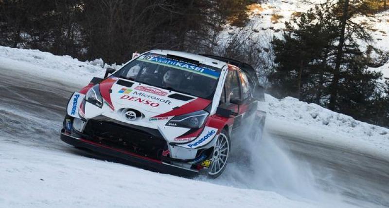 WRC - Rallye de Suède : Tänak répond à Evans