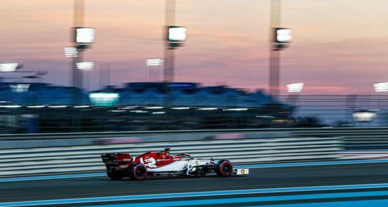 F1 : Alfa Romeo inaugure la C39