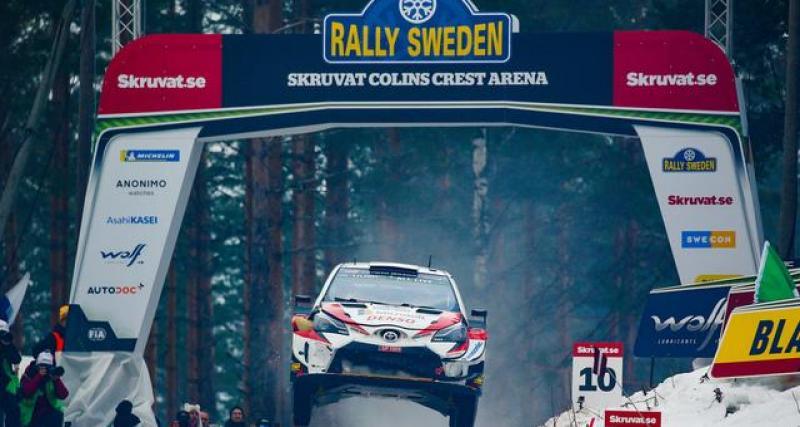 WRC - Rallye de Suède : Neuville en retrait mais pas découragé