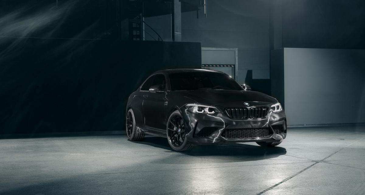 BMW M2 Competition by Futura 2000 : une série limitée élevée au rang d'oeuvre d'art