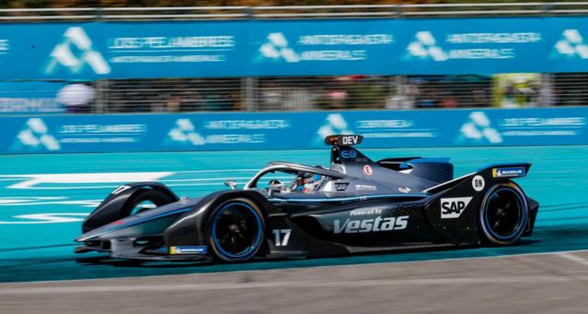 F1 : Vandoorne devient pilote réserve de Mercedes