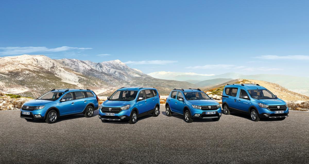 15 ans de Dacia en France : la série limitée anniversaire en 3 points