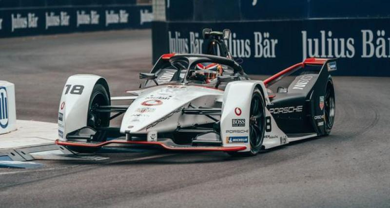Formule E : Evans gagne à Mexico, Vergne se rassure