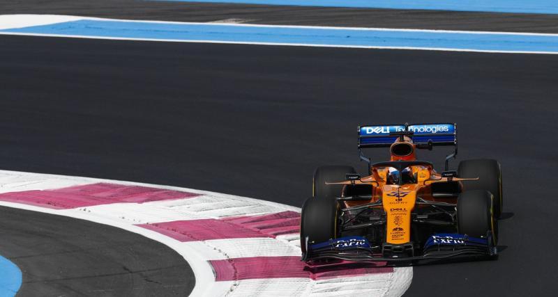 Sainz voudrait rester chez McLaren jusqu'en 2022