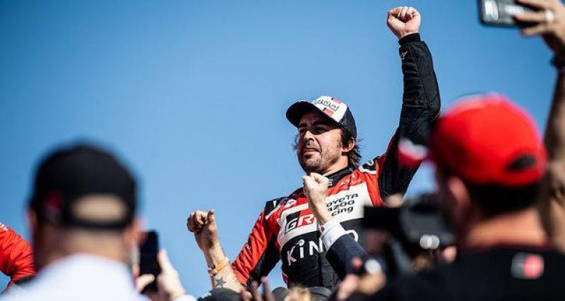 Pour Coulthard, Alonso aura du mal à revenir en F1