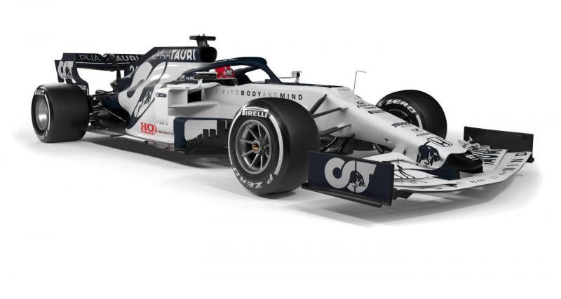 F1 - Formule 1 : Alpha Tauri dévoile sa première monoplace l'AT01