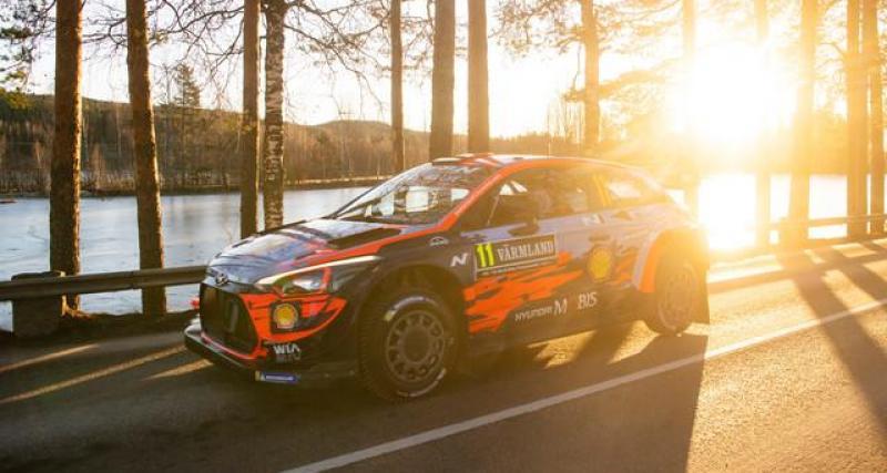 WRC - Rallye de Suède : Evans décroche la victoire, Ogier quatrième