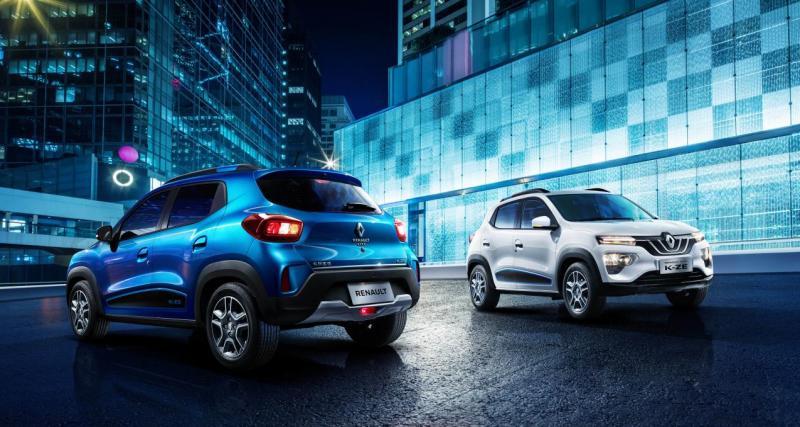 Dacia : une citadine 100% électrique confirmée