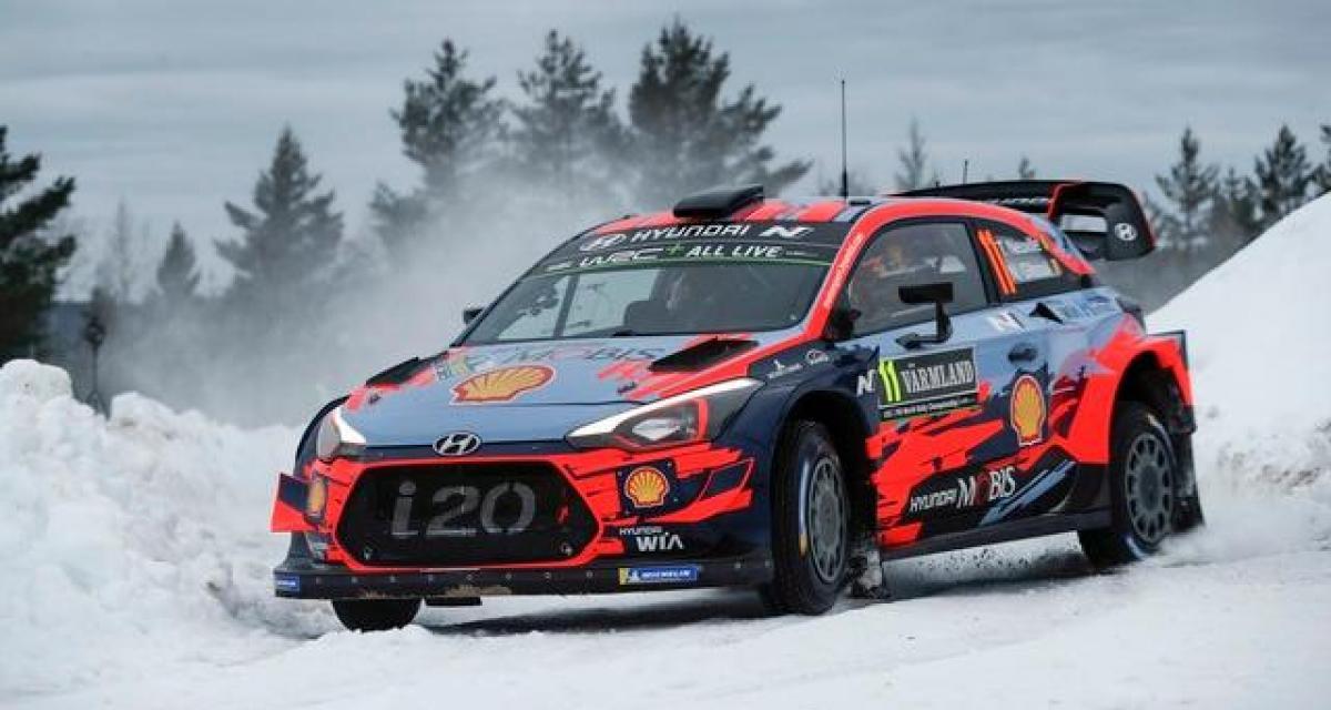 WRC : après son accident à Monte-Carlo, Ott Tänak n'était pas certain de participer au Rallye de Suède